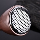 Mobile Phone Bluetooth Karaoke Singing Microphone - Champagne - Golden