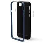 Protective PC + TPU Back Case for IPHONE 7 - Dark Blue