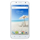 UHANS A101 5.0'' HD Android 6.0 4G Phone w/ 1GB RAM, 8GB ROM - White