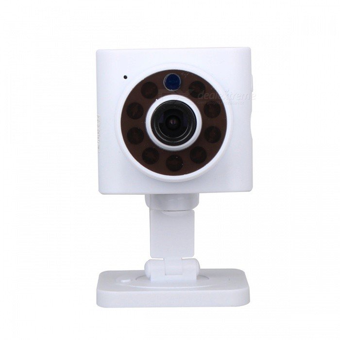IPBM22 Baby Monitor WiFi Mini IP Camera w/ 720P Night Vision (US Plug)