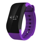 Maikou X7 Wristband Heart Health Monitor Device - Purple + Black