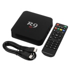 R9 Quad-Core Android 5.1 TV Player w/ 1GB RAM, 8GB ROM - Black