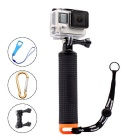 LOTOPOP Waterproof Floating Hand Grip Tripod for Gopro Hero 4 / 3+ /3