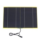 SUNWALK 10W 18V Monocrystalline Silicon Solar Charger for Car Battery