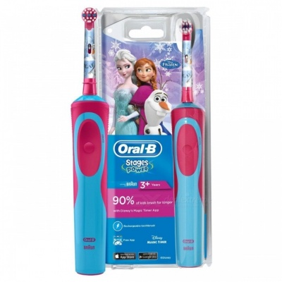 Oral-B D12.513 Forzen Kids Series Electric toothbrushes for children