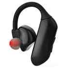 Universal Earhook Headset w/ Microphone, Voice Prompt