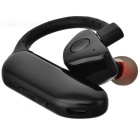 Q8 Detachable Bluetooth V4.1 Double Battery Earhook Headset - Black