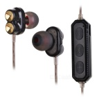 DseKai M2 Stereo Bluetooth V4.1 In-Ear Earphone - Black + Golden