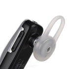 Q2 Car Style Single Ear Bluetooth V4.1 In-Ear Headset - Black + Silver