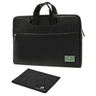 "13"" Waterproof Nylon Fabric Ultra-Thin Ultra-Light Portable Tote Laptop Bag + Mouse Pad"