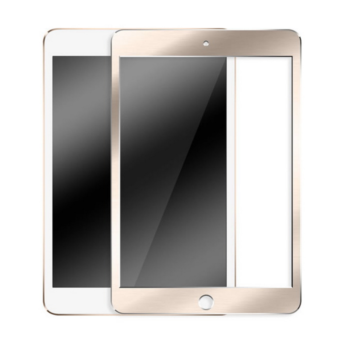 Hat-Prince 0.33mm 9H Screen Protector for IPAD Air / Air 2 - Golden