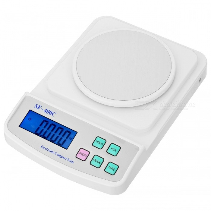 SF-400C Digital Scale for Precision Weighing & Counting (0.05~500g)
