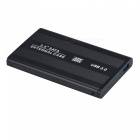 "Kitbon Type-C USB 3.0 to SATA External Aluminum 2.5"" Hard Drive Case"