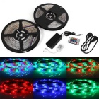 YouOKLight 33FT / 10M RGB LED luz tiras 600-3528 SMD LED impermeável