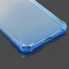 Kitbon Air Cushion Shockproof Back Cover TPU Case for IPHONE 7 - Blue