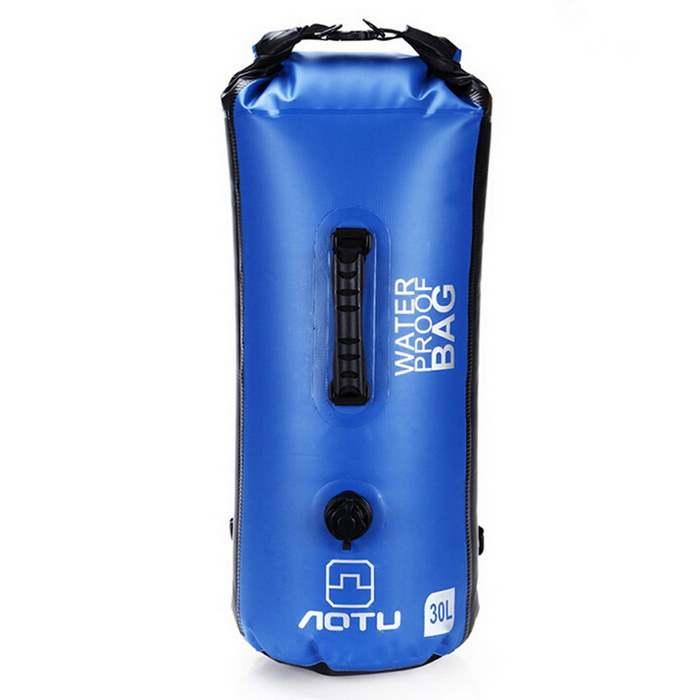 AOTU AT6615 Inflatable Bag Large Capacity Waterproof Backpack (30L)