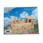 Woodcraft Construction Kit - Rolling Train