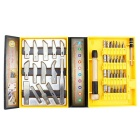 6097C 45-in-1 Multi-purpose Screwdriver Set - Yellow
