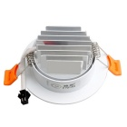 ZIQIAO 3W 330lm 3-LED Cool White Light LED Ceiling Light / Spotlight