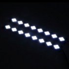 Waterproof High Power Automotive LED COB Daytime Running Lights (2PCS)