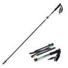 Outdoor Mountaineering 5-Section Folding Alpenstock w/ Strap