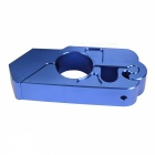 CARKING Motorcycle CNC Grip Lock  Lever Handlebar Throttle Lock - Blue