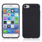 "Protective TPU Back Case Cover for IPHONE 7 4.7"" - Black"