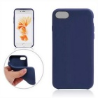 "Tampa protetora TPU Back Case para IPHONE 7 4.7"" - Deep Blue"