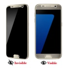 Hat-Prince 2.5D Tempered Glass Anti-Spy Protector for Samsung S7