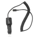 Universal Smart Micro USB 12V 1.2A Car Charger Cable - Black