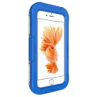Waterproof Case w/ Touch Screen for IPHONE 7 Plus - Blue