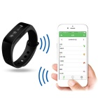SKMEI L28T OLED Display Smart Wristband - Black