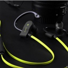 SZKINSTON Bluetooth Earbud Stereo Sports Headphone - Black + Yellow