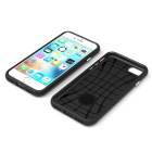 Protective PC + TPU Back Case for IPHONE 7 - Black