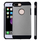 Protective Plastic Back Case Cover for IPHONE 7 PLUS - Grey