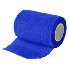 Medical Non Woven Self Adhesive Bandage - Deep Blue (7.5cm*5.3m)