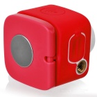 Outdoor Selfie Camera w/ Wi-Fi for IOS / Android Device - Red + White