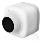 Outdoor Selfie Camera w/ Wi-Fi for IOS /Android Device - Black + White
