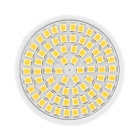 ywxlight alta MR16 7W brillante 72-2835 SMD LED de relieve blanco cálido