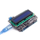 Improved Version UNO R3 Development Board + 1602 LCD Keypad Shield