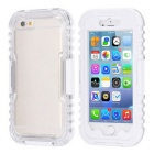 Ultra Thin Crystal Clear Case Cover for IPHONE 7 - White