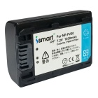 ismartdigi FV50 1030mAh Battery + Micro USB Camera Battery Charger