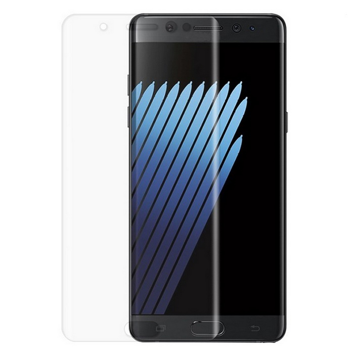 9H Tempered Glass Film for Samsung Galaxy NOTE 7 - Transparent