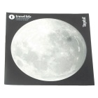 Romantic Wall Stickers Fluorescent Moon Wallpaper for Bedroom Bathroom