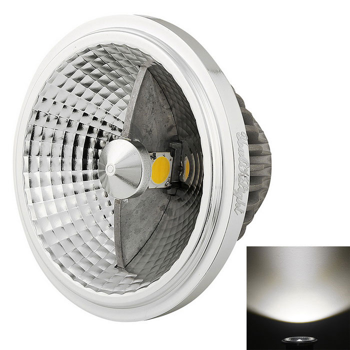 YouOKLight GU10 13W 2-COB LED Ceiling Neutral White Light 980lm