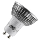 youoklight GU10 3W regulable de 3 focos LED de luz blanca cálida (4PCS)
