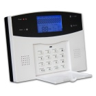Wireless GSM/PSTN Home Office Security Burglar Intruder Alarm(UK Plug)
