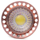 Ywxlight MR16 7W COB dimmable projetor de LED branco frio