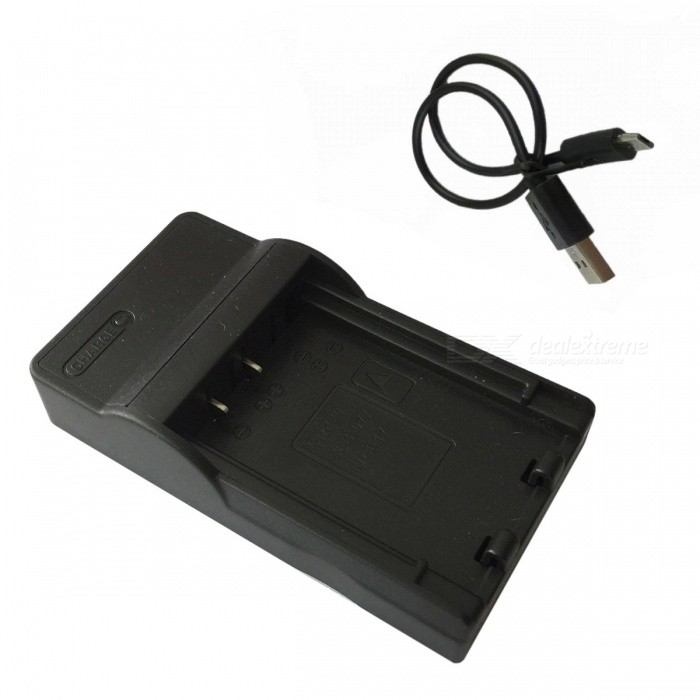 Ismartdigi LPE17 Micro USB Mobile Camera Battery Charger - BlackChargers<br>Form  ColorBlackPower AdapterUSBModelLPE17 USB C.MaterialPlastic shellQuantity1 DX.PCM.Model.AttributeModel.UnitShade Of ColorBlackCompatible BrandCanonCompatible ModelsLP-E17 EOS M3 750D 760DCompatible Battery ModelLP-E17Output Current0.5 DX.PCM.Model.AttributeModel.UnitInput VoltageOthers,5 DX.PCM.Model.AttributeModel.UnitOutput VoltageOthers,4.2/8.4 DX.PCM.Model.AttributeModel.UnitOther FeaturesMicro USB Mobile Charger(DC charging and mobile power supply)Packing List1 * Charger 1 * Micro USB Cable (Length: 30cm)<br>