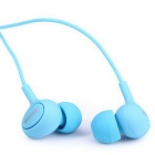 Remax 515 Subwoofer In-Ear Wired Control Earphones w/ Mic. - Blue